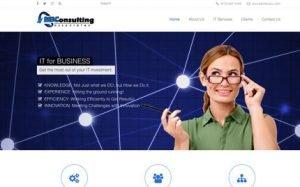 Joomla Website Development mbcass home page