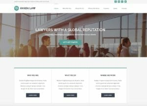 WordPress Template Development: Avada theme